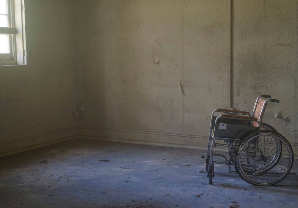 Most of us fall through the cracks when it comes to access to proper care